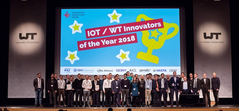 The 7 Future Stars of the Wearables Industry are Announced! - AiQ